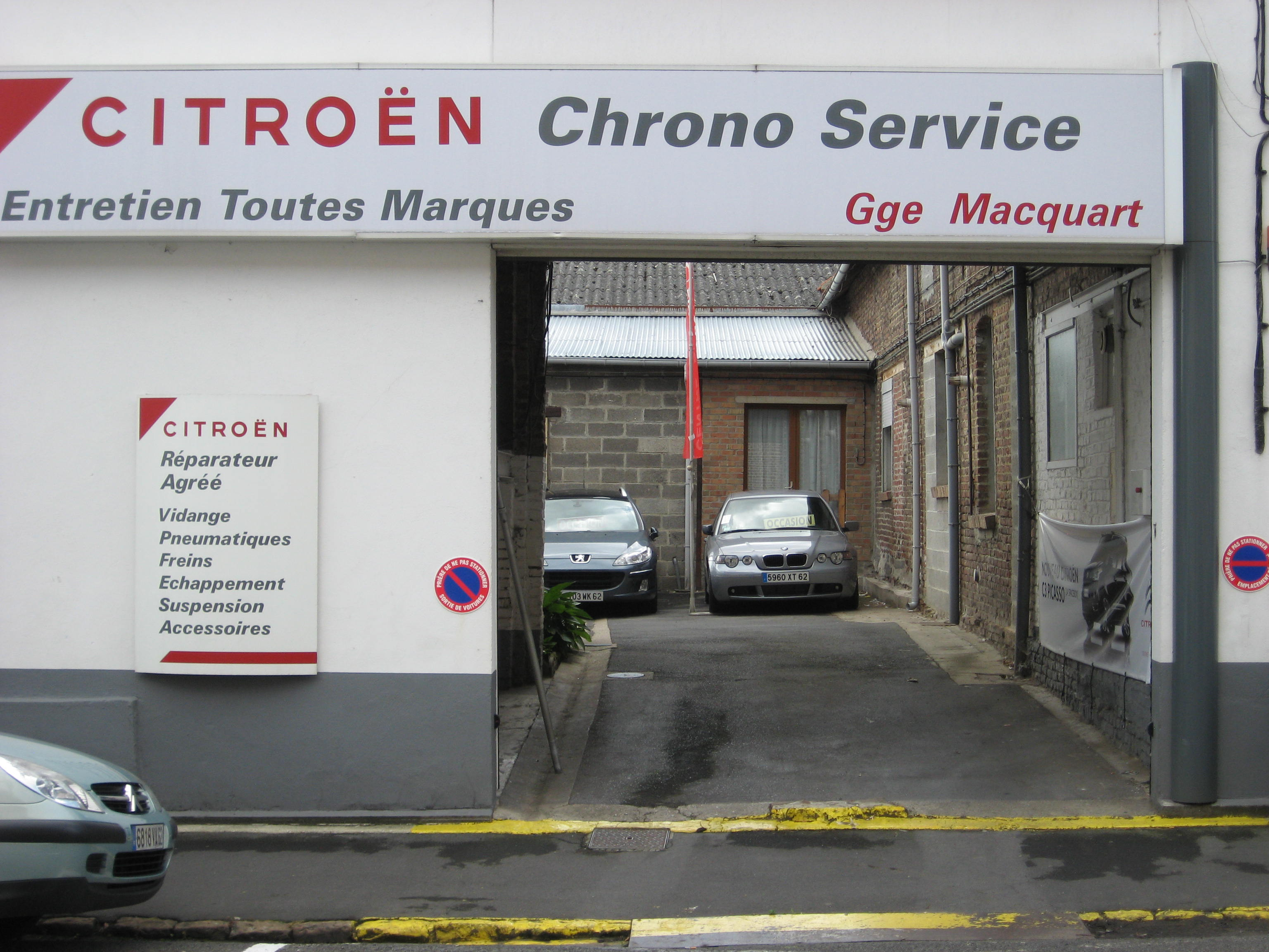 Garage citroen m ricourt pdc for Garage citroen villeparisis horaires